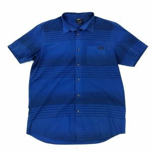 Oakley Short Sleeve Lightweight Button Down Shirt